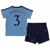 2017-18 Newcastle Away Mini Kit (Dummett 3)