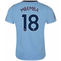 2017-18 Newcastle Away Shirt (Mbemba 18) - Kids