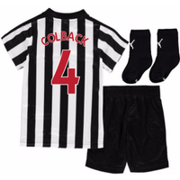 2017-18 Newcastle Home Baby Kit (Colback 4)