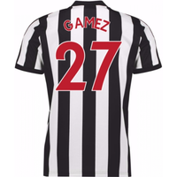 2017-18 Newcastle Home Shirt (Gamez 27)