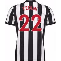 2017-18 Newcastle Home Shirt (Yedlin 22) - Kids