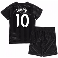 2017-18 Newcastle Third Mini Kit (Diame 10)