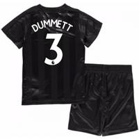 2017-18 Newcastle Third Mini Kit (Dummett 3)
