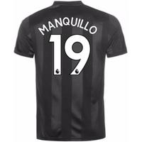 2017-18 Newcastle Third Shirt (Manquillo 19) - Kids