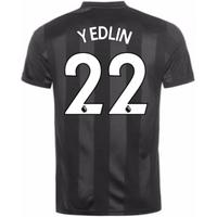 2017-18 Newcastle Third Shirt (Yedlin 22)