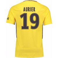 2017-18 PSG Away Shirt (Aurier 19)
