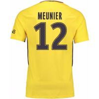 2017-18 PSG Away Shirt (Meunier 12)