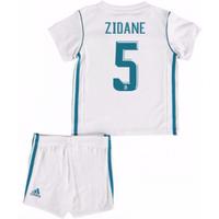 2017-18 Real Madrid Home Baby Kit (Zidane 5)