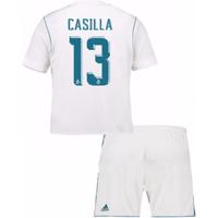 2017-18 Real Madrid Home Mini Kit (Casilla 13)