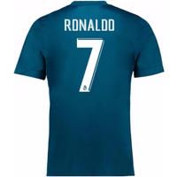 2017-18 Real Madrid Third Shirt (Ronaldo 7) - Kids