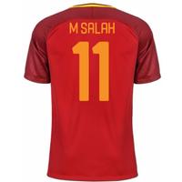 2017-18 Roma Home Shirt - Kids (M Salah 11)