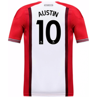 2017-18 Southampton Home Shirt (Austin 10) - Kids