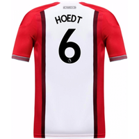 2017-18 Southampton Home Shirt (Hoedt 6) - Kids