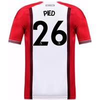 2017-18 Southampton Home Shirt (Pied 26) - Kids