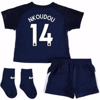 2017-18 Tottenham Away Baby Kit (NKoudou 14)