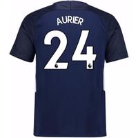 2017-18 Tottenham Away Shirt (Aurier 24)
