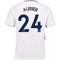 2017-18 Tottenham Home Shirt (Aurier 24)