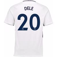 2017-18 Tottenham Home Shirt (Dele 20) - Kids