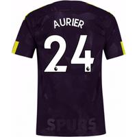 2017-18 Tottenham Third Shirt (Aurier 24)