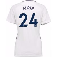 2017-18 Tottenham Womens Home Shirt (Aurier 24)