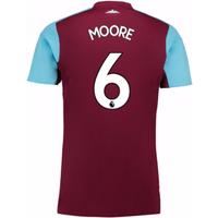 2017-18 West Ham Home Shirt (Moore 6)