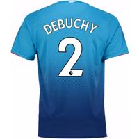 2017-2018 Arsenal Away Shirt (Debuchy 2)