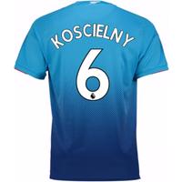 2017-2018 Arsenal Away Shirt (Koscielny 6)