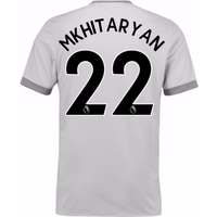 2017-2018 Man United Third Shirt (Mkhitaryan 22)