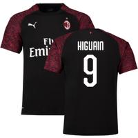 2018-19 Ac Milan Third Shirt (higuain 9)