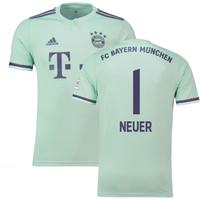 2018-19 Bayern Munich Away Shirt (Neuer 1)