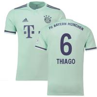 2018-19 Bayern Munich Away Shirt (Thiago 6) - Kids