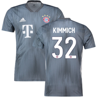 2018-19 Bayern Munich Third Shirt (Kimmich 32)