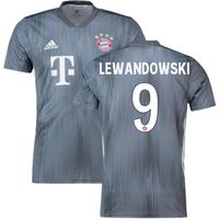 2018-19 Bayern Munich Third Shirt (Lewandowski 9)