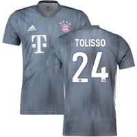 2018-19 Bayern Munich Third Shirt (Tolisso 24)