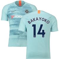 2018-19 Chelsea Third Football Shirt (Bakayoko 14)
