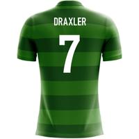 2018-19 Germany Airo Concept Away Shirt (Draxler 7) - Kids