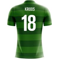2018-19 Germany Airo Concept Away Shirt (Kroos 18)