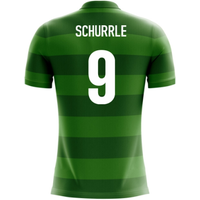 2018-19 Germany Airo Concept Away Shirt (Schurrle 9)