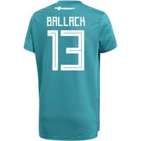 2018-19 Germany Away Training Shirt (Ballack 13)