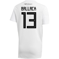 2018-19 Germany Home Training Shirt (Ballack 13)