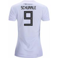 2018-19 Germany Home Womens Shirt (Schurrle 9)