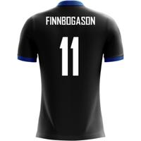 2018-19 Iceland Airo Concept Third Shirt (Finnbogason 11) - Kids
