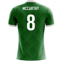 2018-19 Ireland Airo Concept Home Shirt (McCarthy 8)