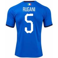 2018-19 Italy Home Shirt (Rugani 5)