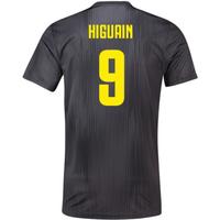 2018-19 Juventus Third Football Shirt (Higuain 9)