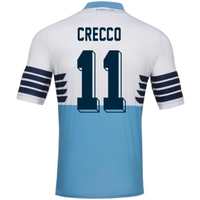 2018-19 Lazio Home Football Shirt (Crecco 11)