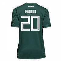 2018-19 Mexico Home Shirt (Aquino 20)