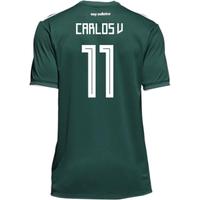 2018-19 Mexico Home Shirt (Carlos V 11) - Kids