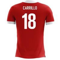 2018-19 Peru Airo Concept Away Shirt (Carrillo 18) - Kids