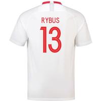 2018-19 Poland Home Shirt (Rybus 13)